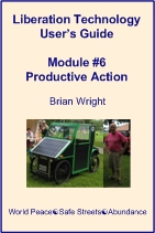 Liberatio Technology User's Guide: Module #6: Productive Action