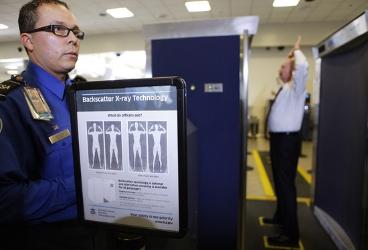 TSA Scanners