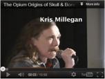 Opium Skull and Bones