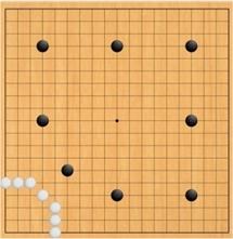 Shi Board Game Weiqi